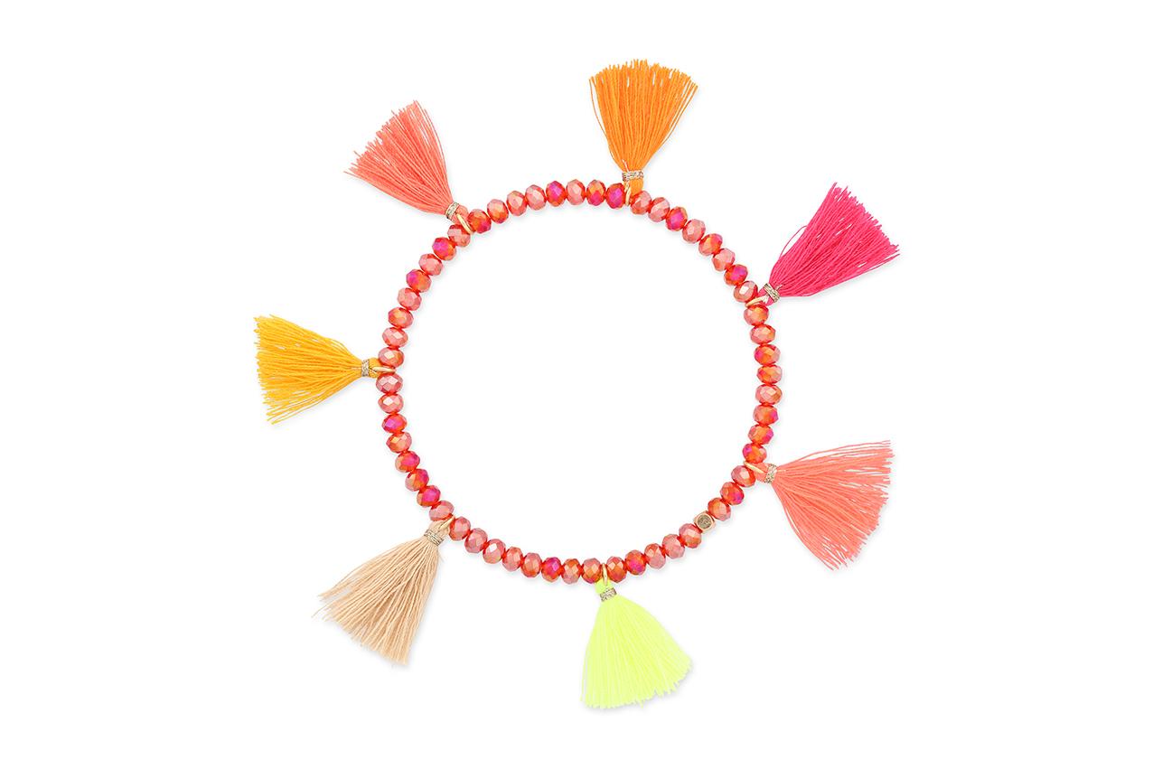 Armband - Sunset Tassels