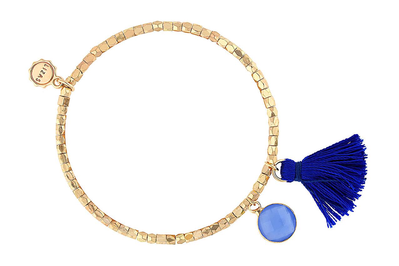Armband - Deep-Blue Crystal