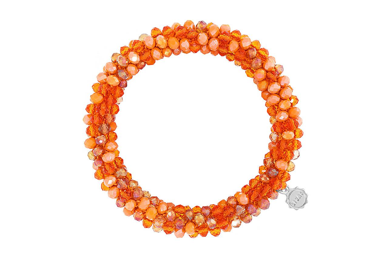 """Armband """"Jacksonville"""" - Orange"""
