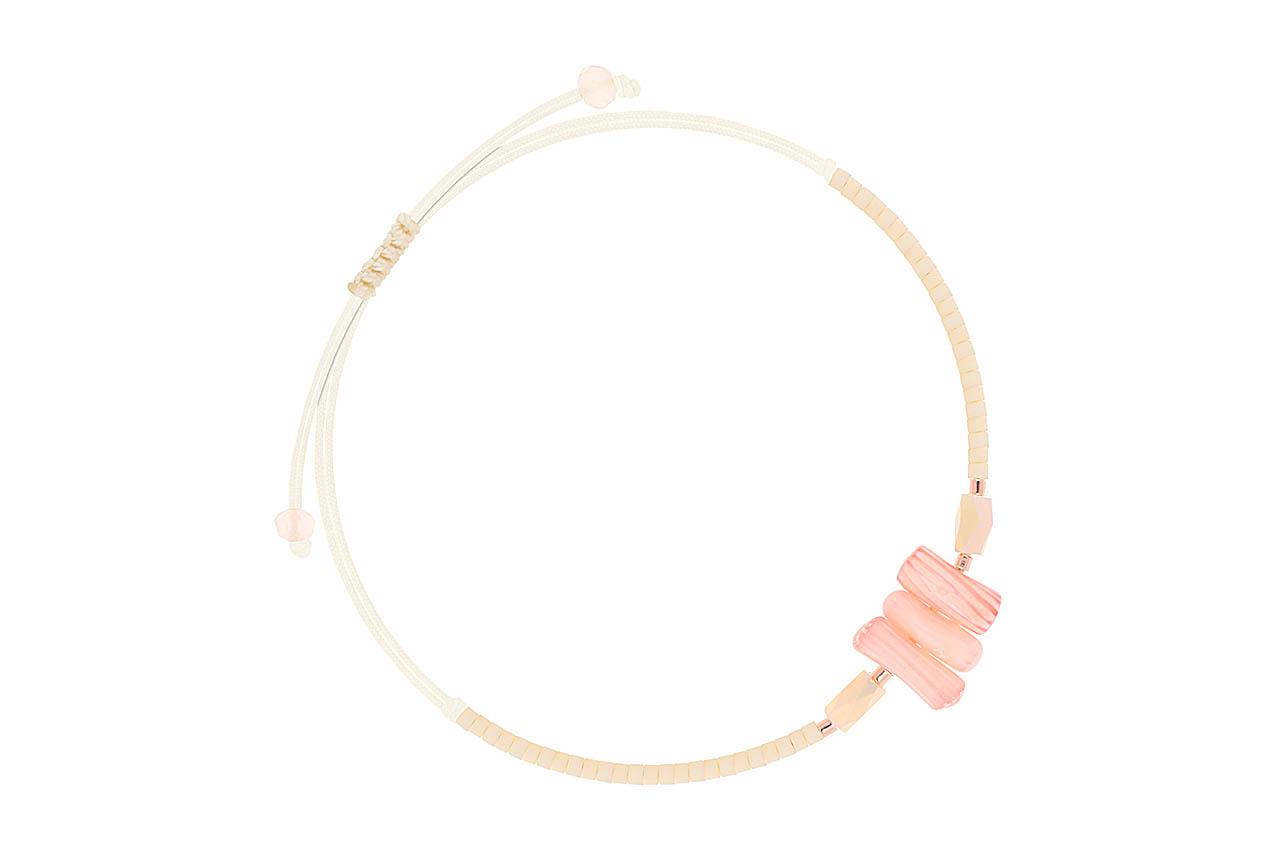 Armband - Pink Reef