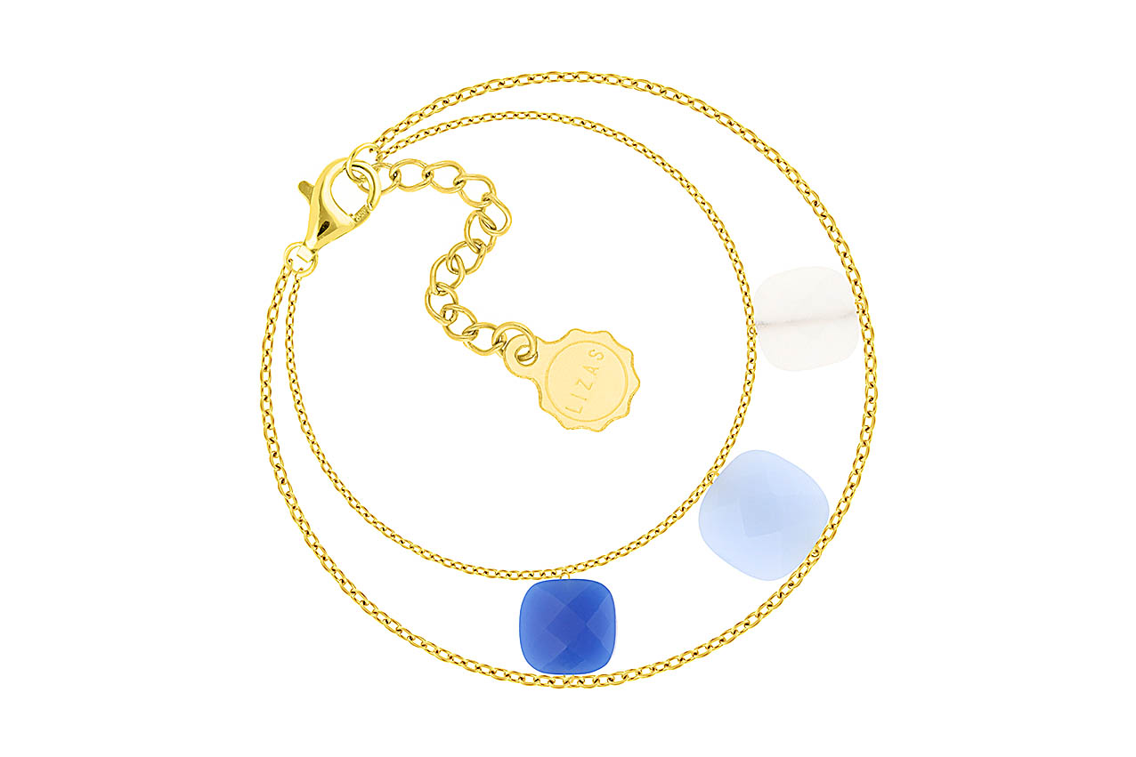 Armband - Jelly Fruits Blue