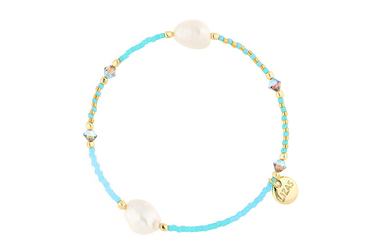 Armband - Blue Shades