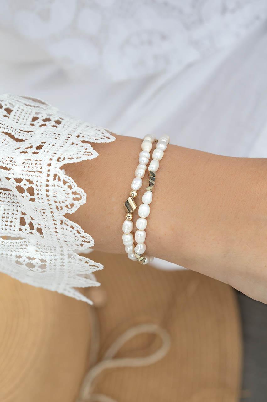 Armband - Noble Pearl
