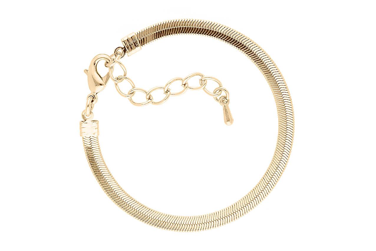 Armband - Golden Flow