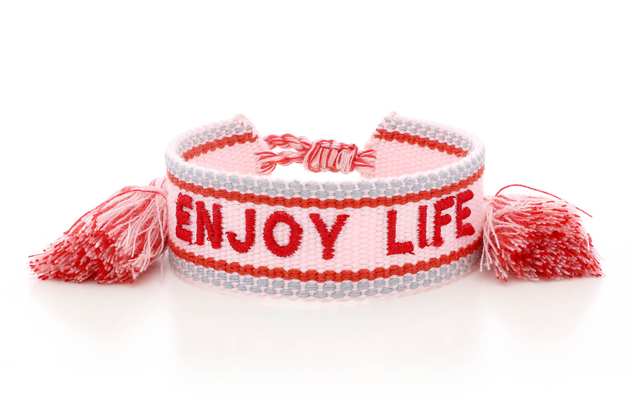 """Armband - Moana """"Enjoy Life"""""""