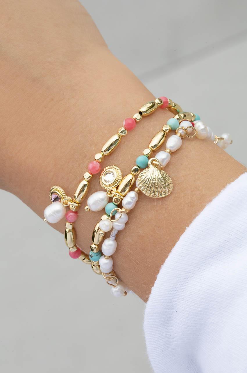 Armband - Meyra Blue