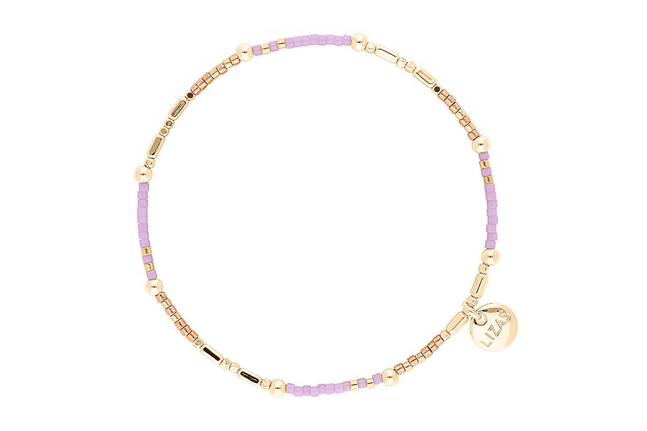 Armband - Coco Purple