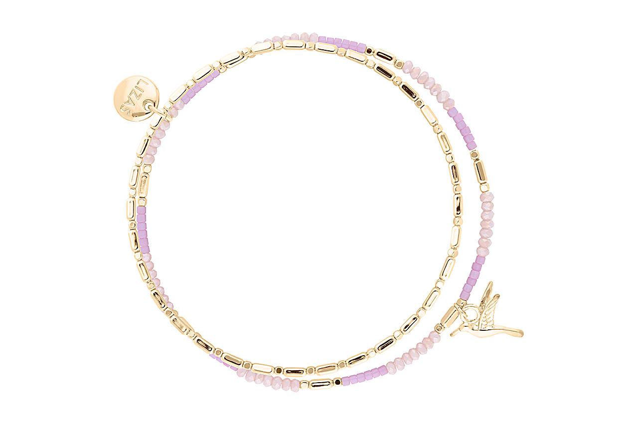 Armband - Milla Purple