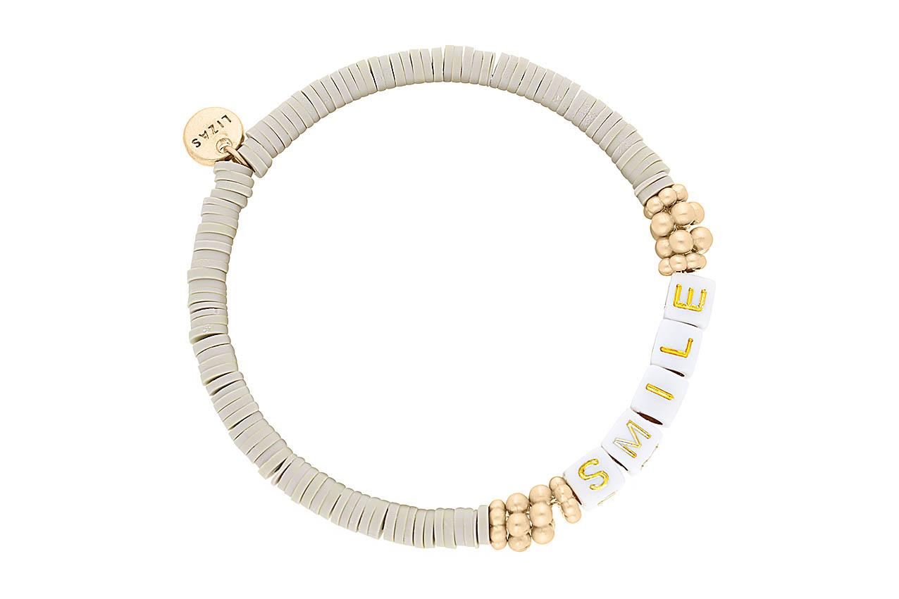 "Armband - Leona ""Smile"""