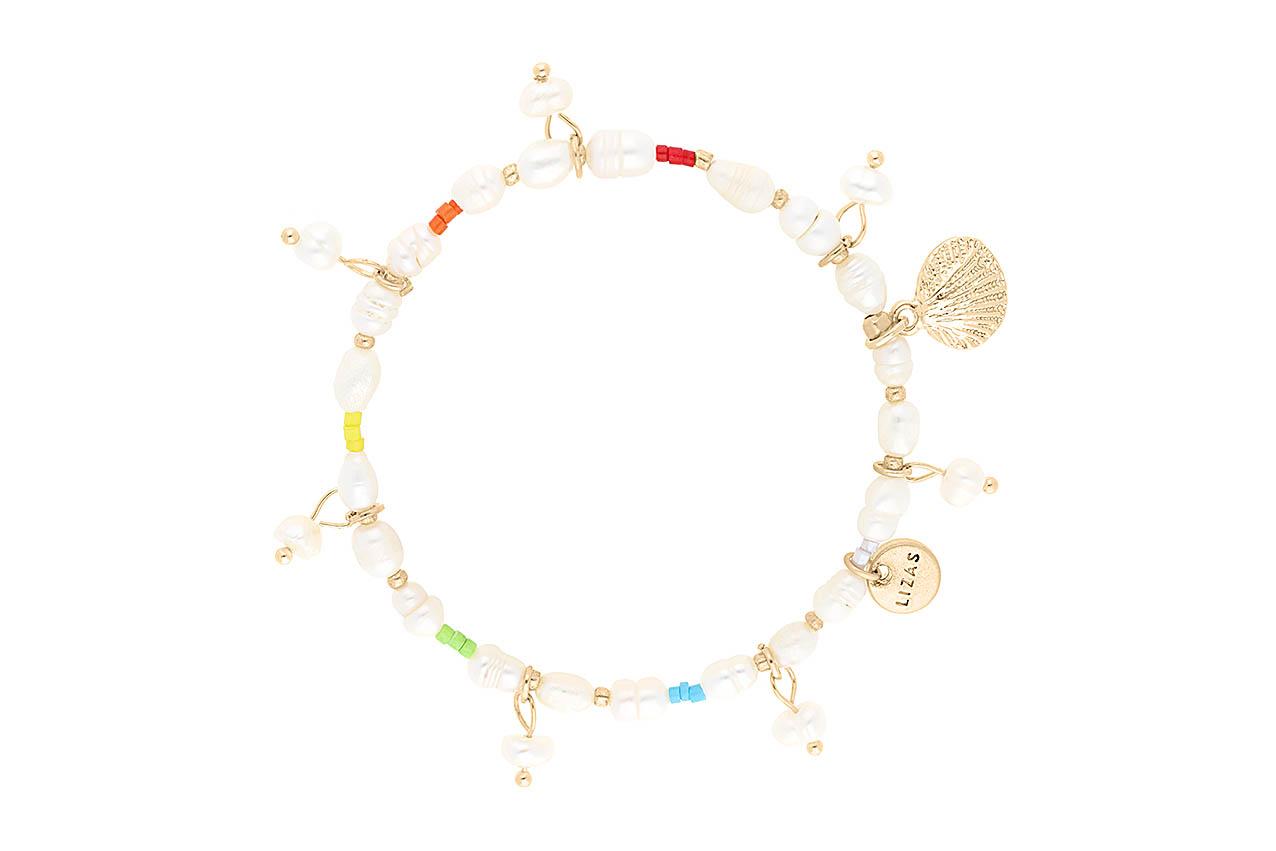 Armband - Pearl Pendants