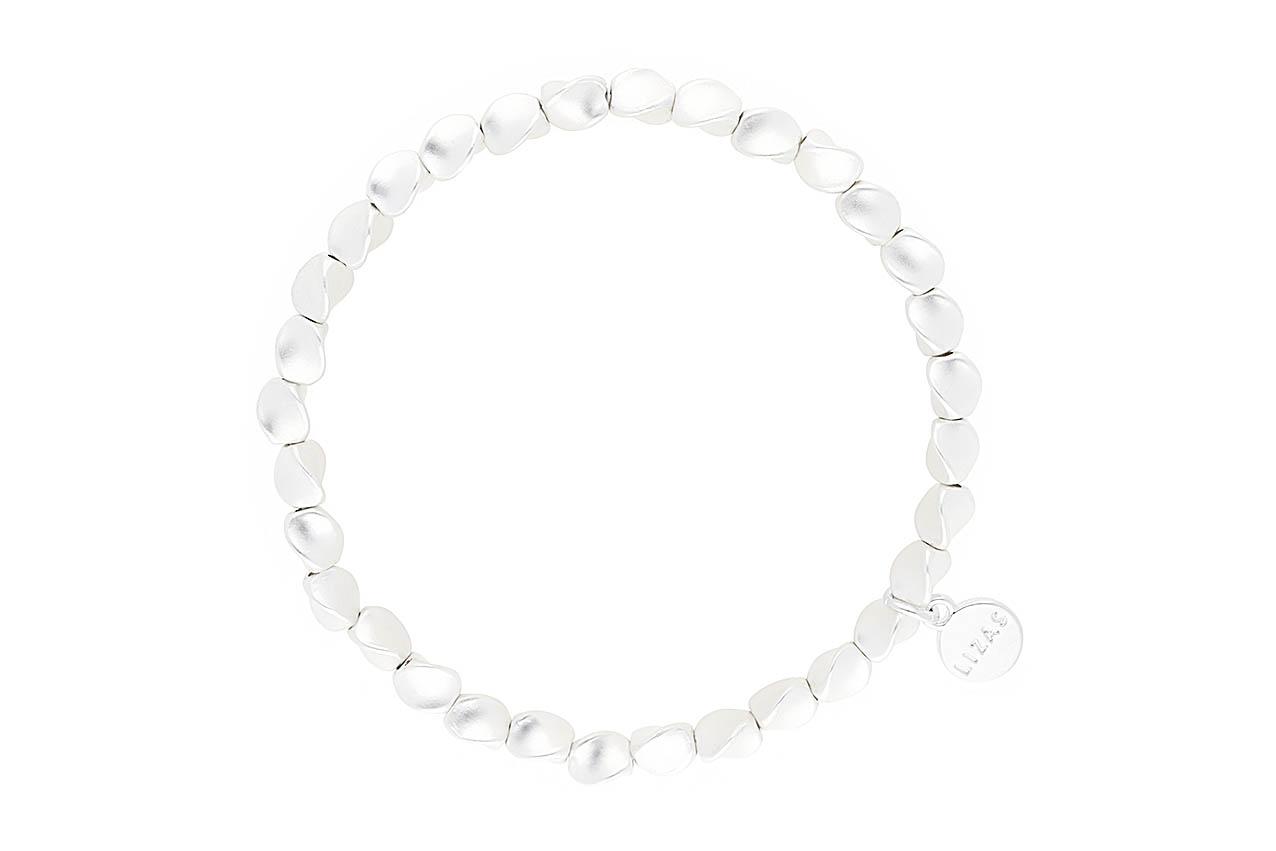 "Armband ""Livingston"" - Accuratum Silber"
