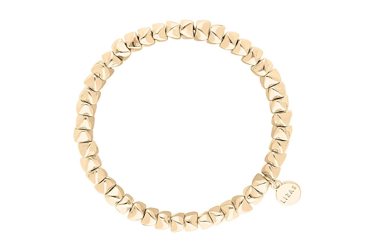 "Armband ""Livingston"" - Charme Gold"