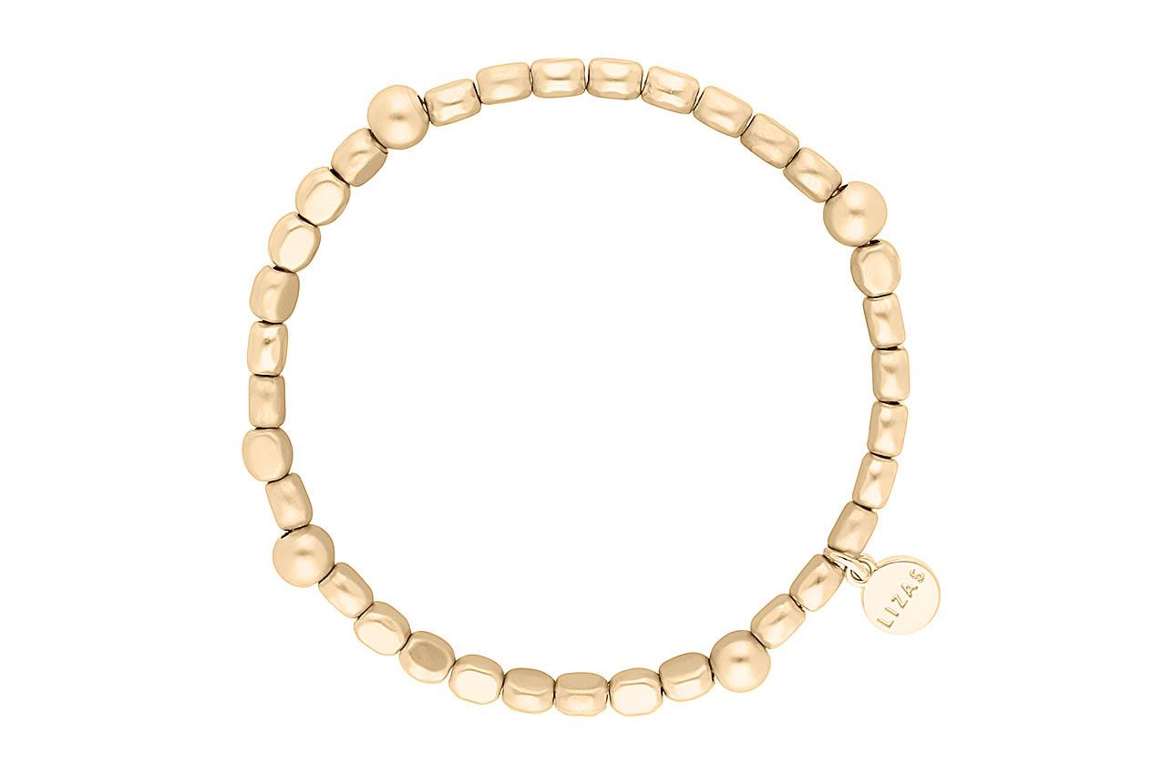 "Armband ""Livingston"" - Unitario Gold"