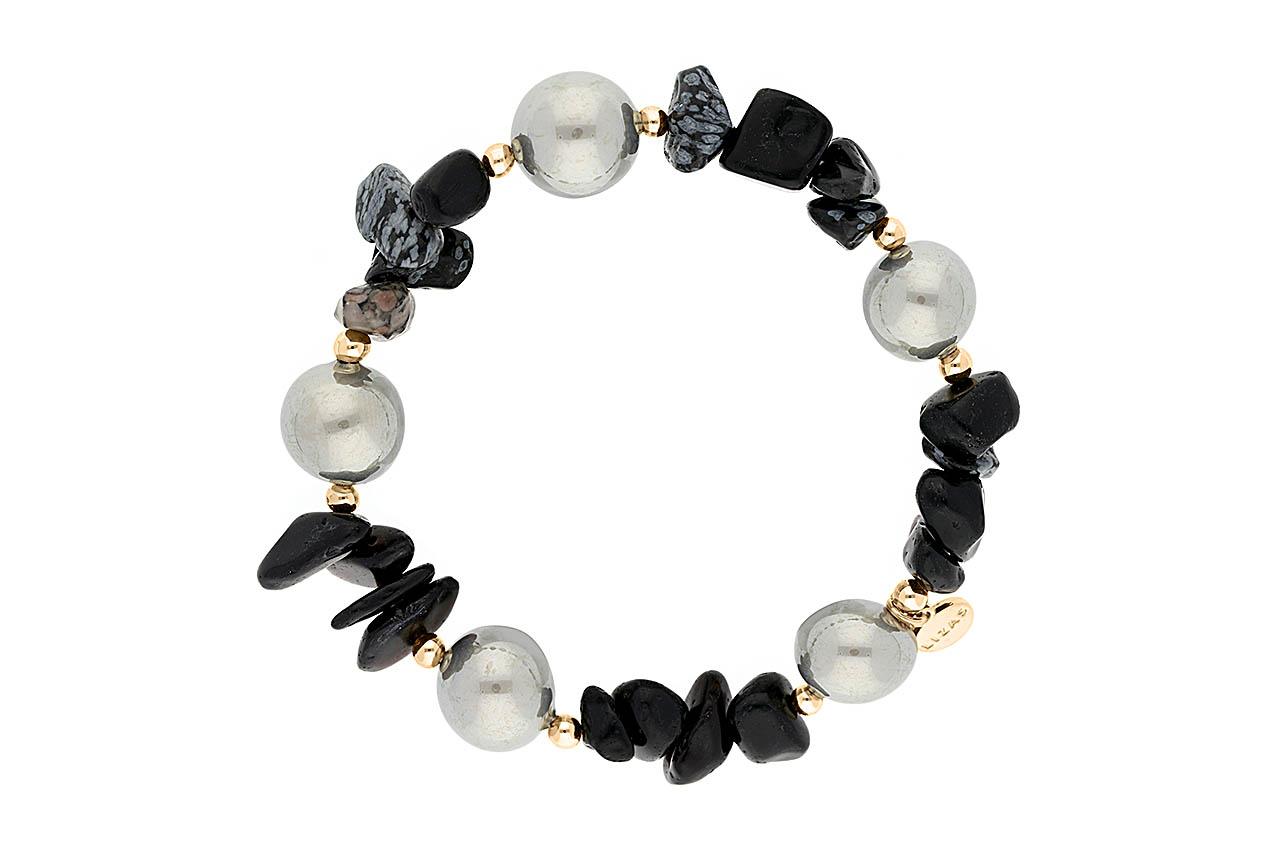 Armband - Black Brinda