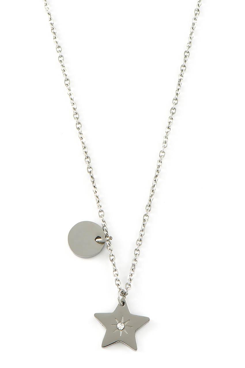 Halskette - Silver Star