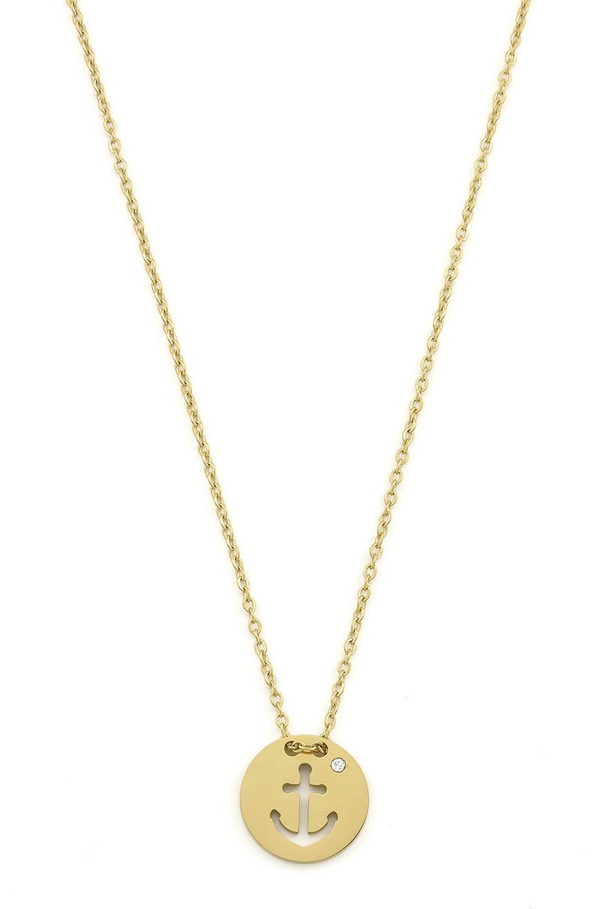 Halskette - Gold Sailing