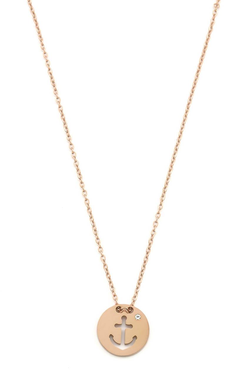 Halskette - Rosegold Sailing