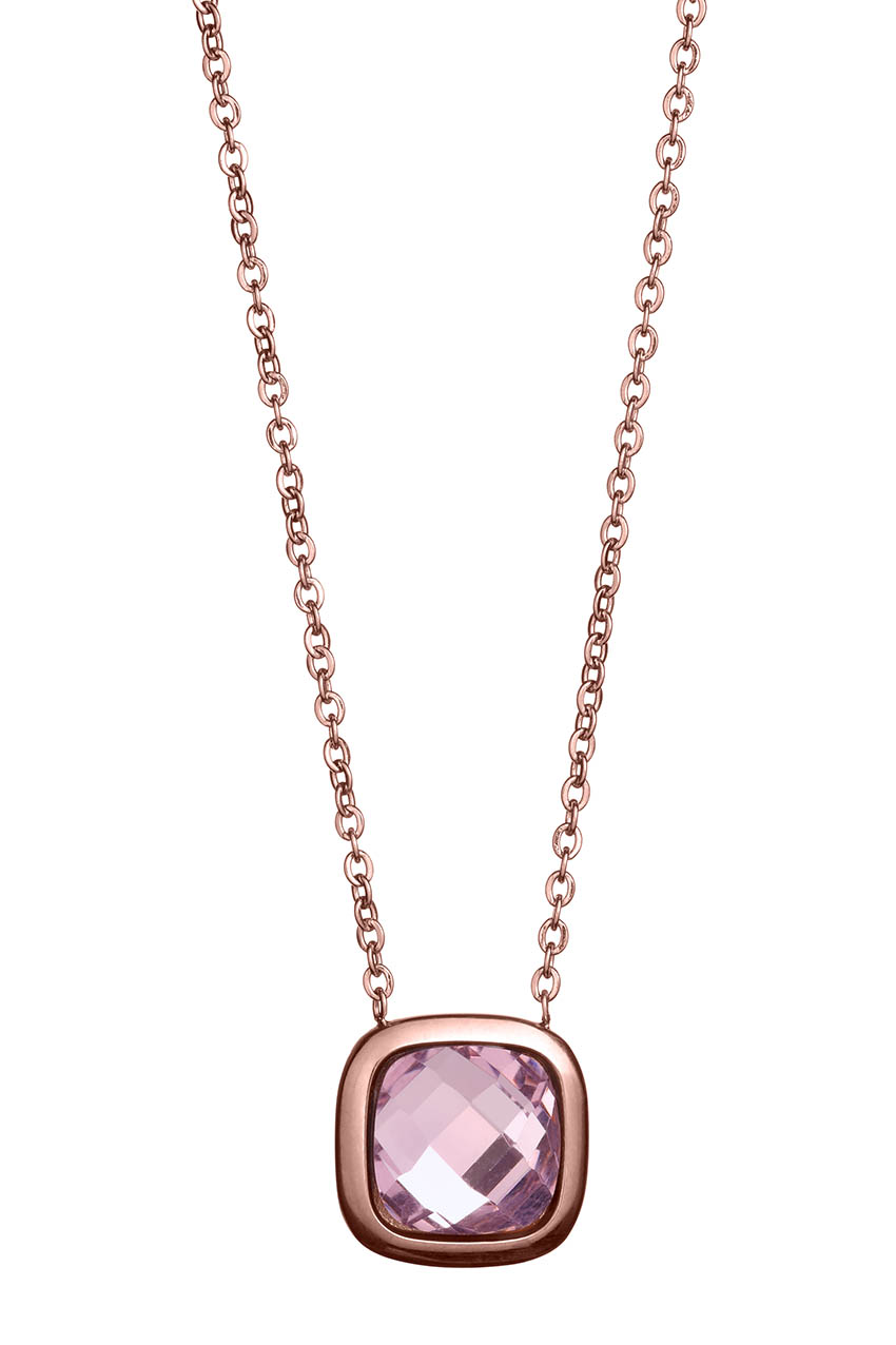 Halskette - Magic Pink