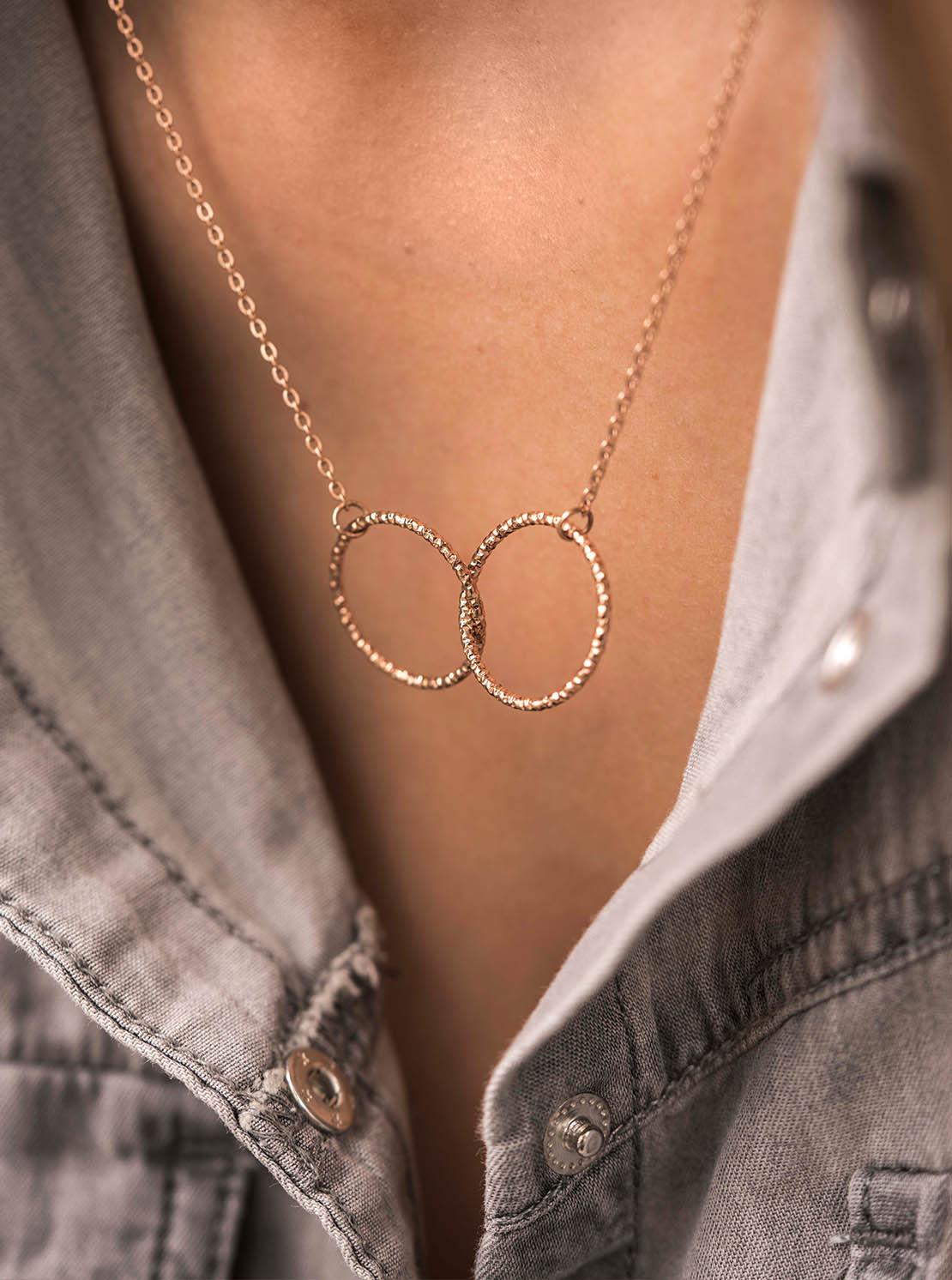 Halskette - Ring Pair