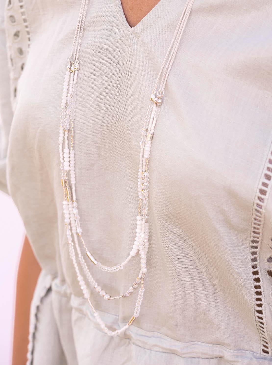 Halskette - Silver Swing