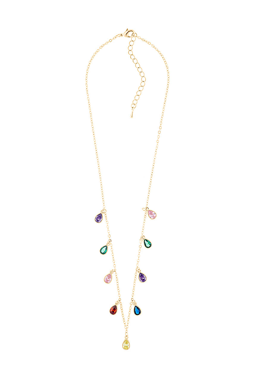 Halskette - Colorful Rush