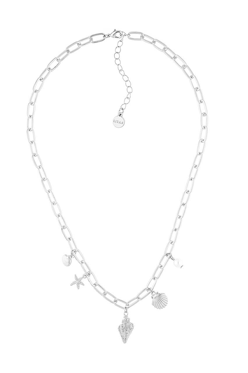 Halskette - Beach Treasures Silver