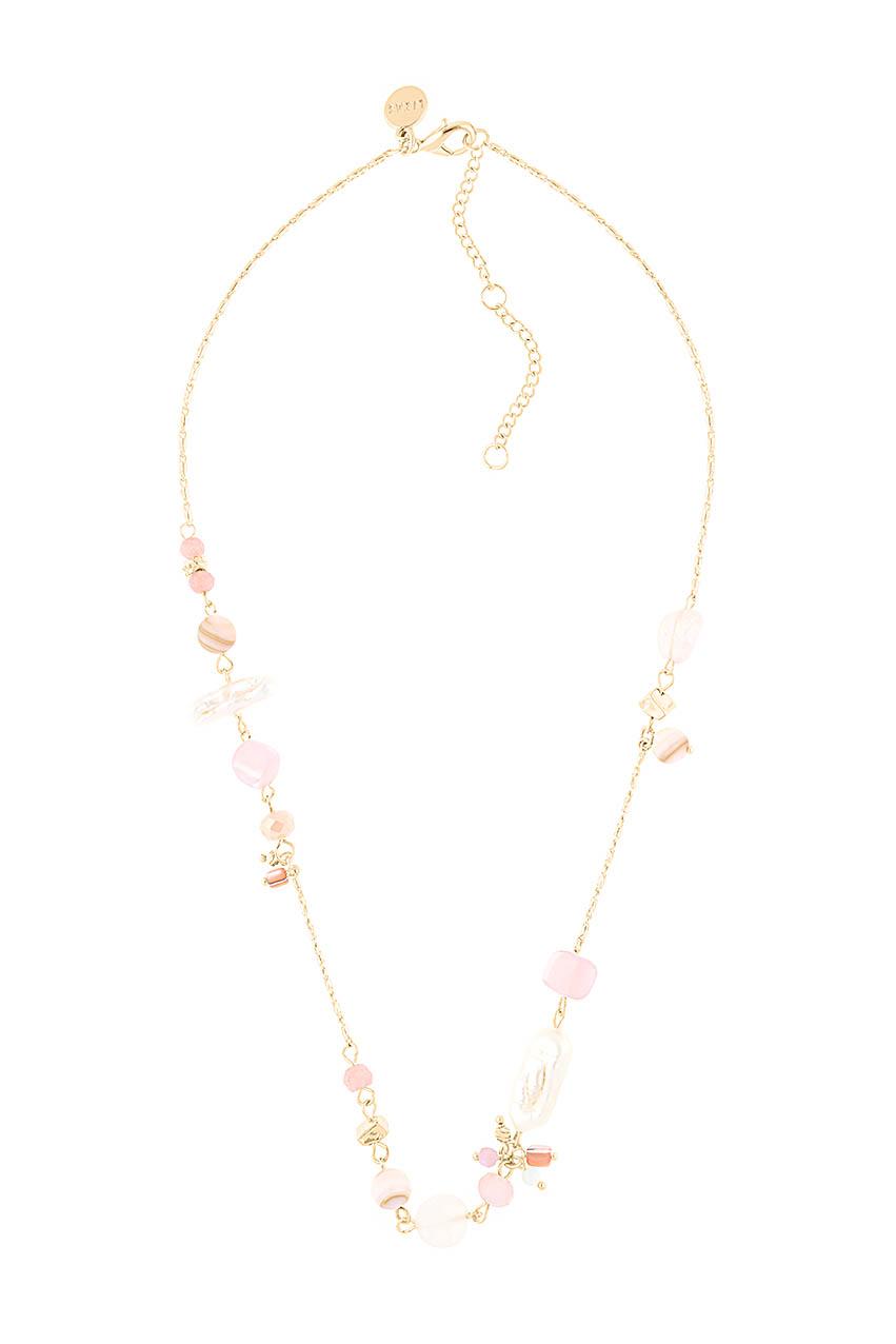 "Halskette - Ava ""Pink"""
