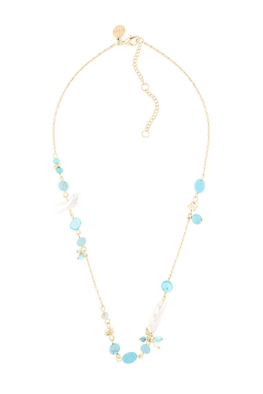"Halskette - Ava ""Turquoise"""