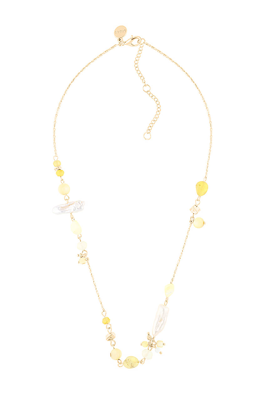 "Halskette - Ava ""Yellow"""