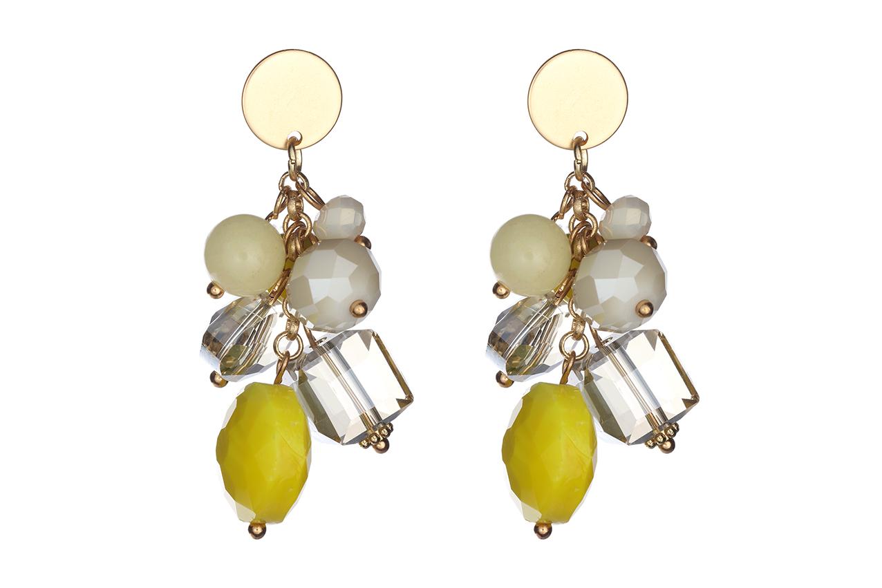 Ohrringe - Yellow Gems