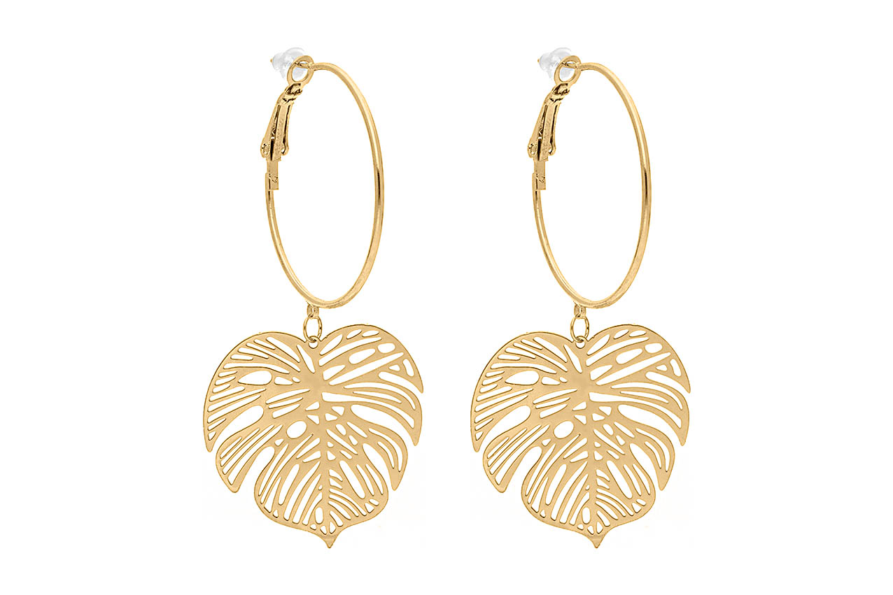 Ohrring - Tropic Gold