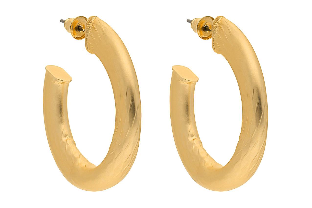 Ohrring - Golden Momentum