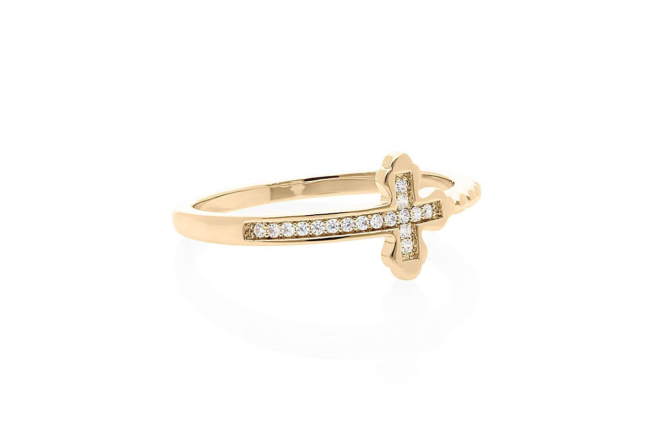 Ring - Golden Cruz EU56