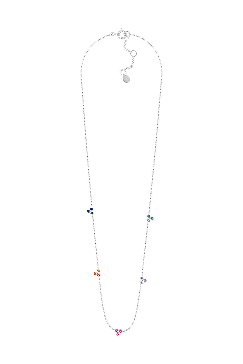 Halskette - Marrakech Silver