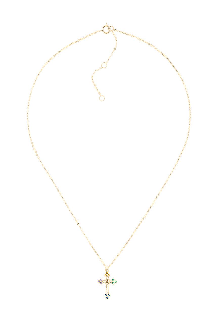 Halskette - Rio Cross