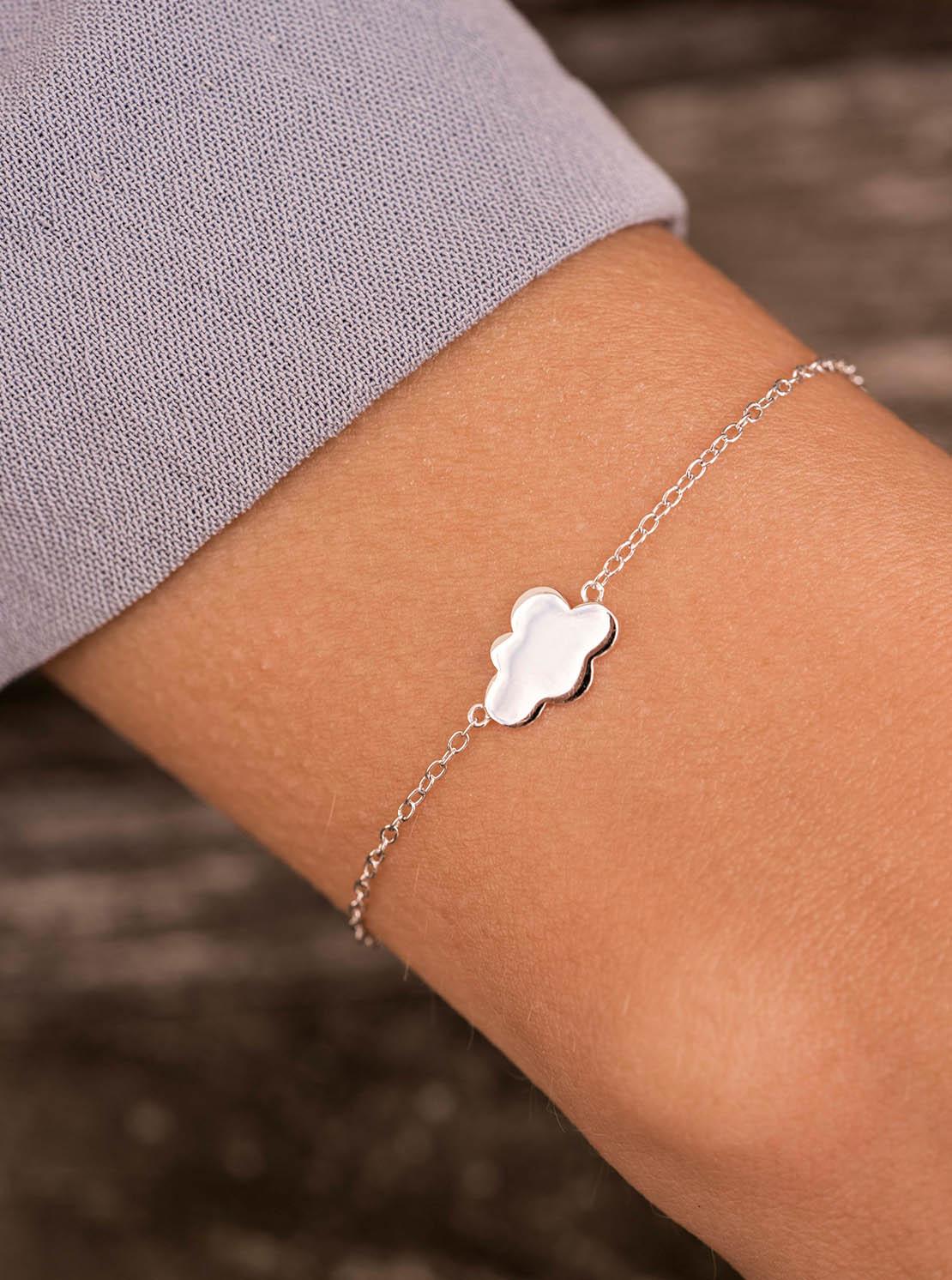 Armband - Silver Cloud