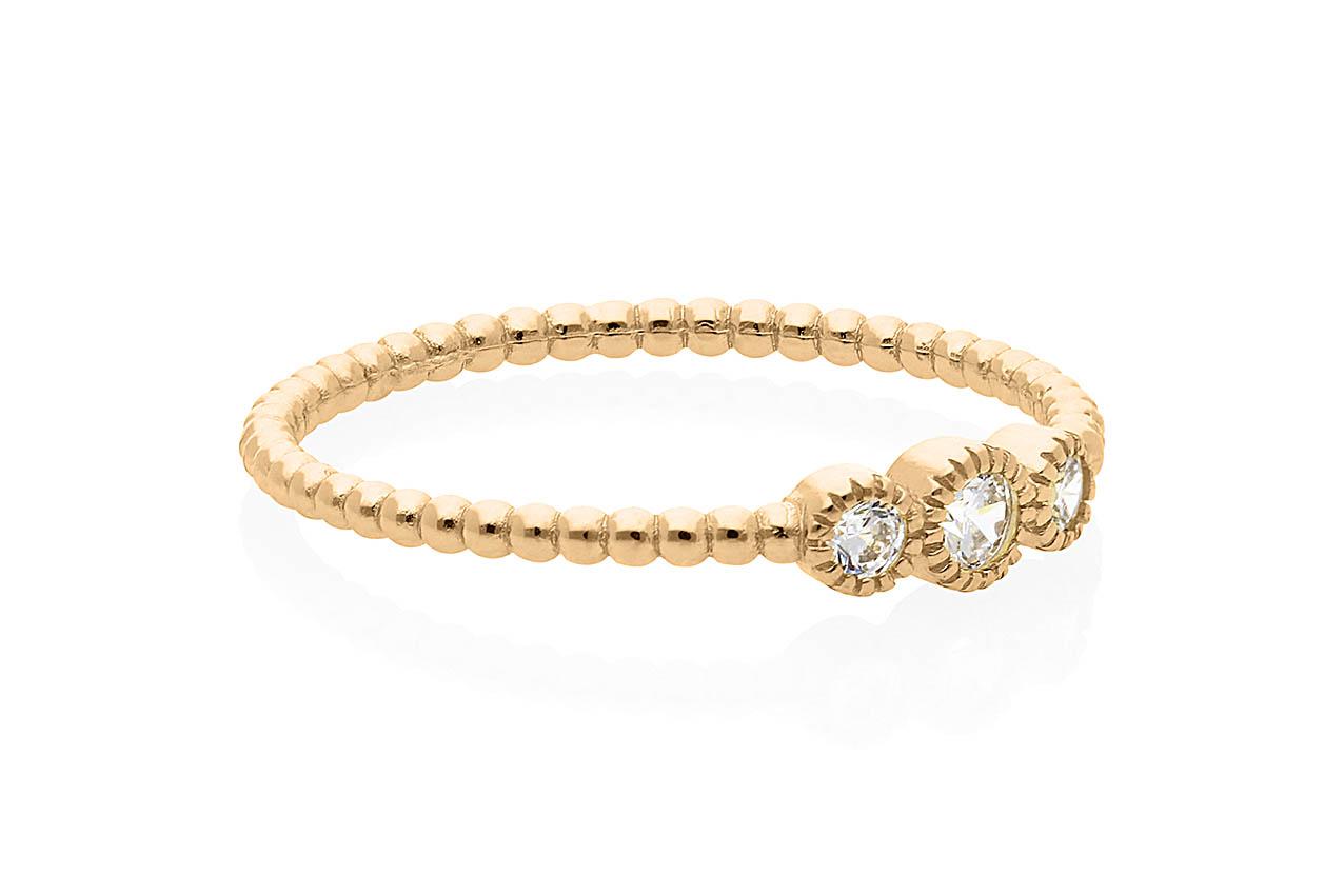 Ring - Denver Gold EU56