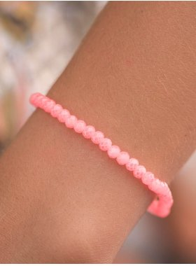 """Armband """"Knoxville"""" - Coral"""