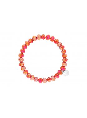 Armband ''Clarksville'' - Luminous Red