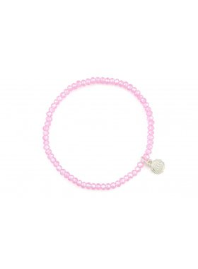 """Armband """"Fineville"""" - Cotton Candy"""