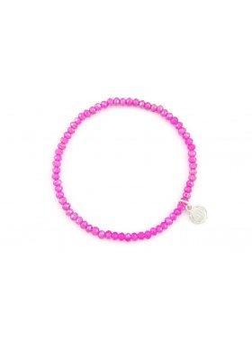 "Armband ""Fineville"" - Pink"