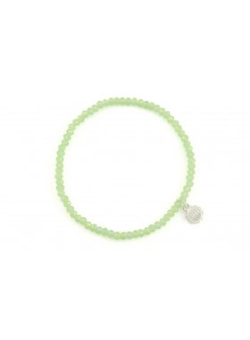 "Armband ""Fineville"" - Green Apple"