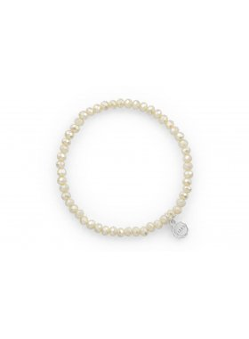 "Armband ""Knoxville"" - Ivory"