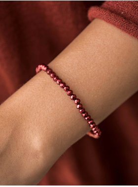 "Armband ""Knoxville"" - Red"