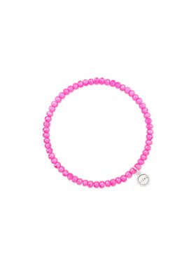 Basic Armband in Pink