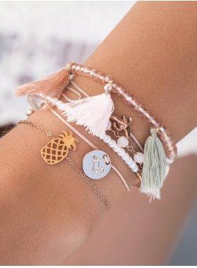 Armband - Soft Tassels