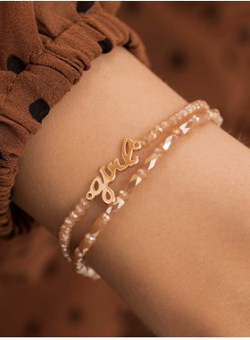 Armband - Trendy Girl