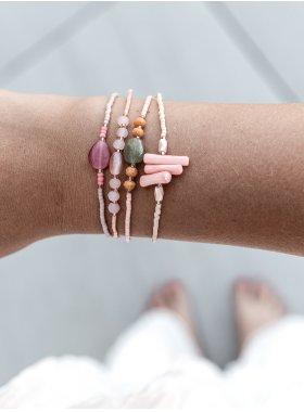 Armband - Pink Beauty