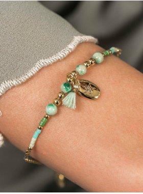 Armband - Green Cuteness