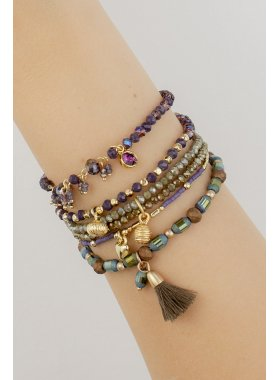 Armband - Viola Amore